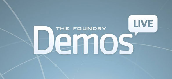 the-foundry-demos-live