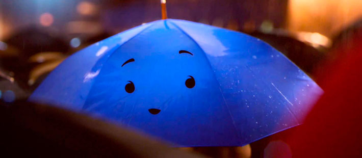 the-blue-umbrella