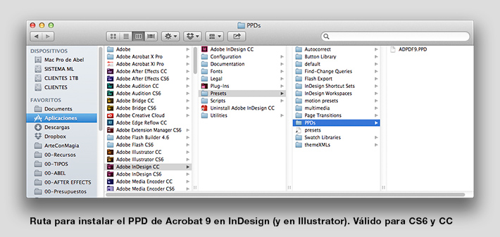 crear-pdf-mac-ppd-indesign