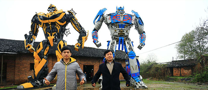 transformers-reciclado-china