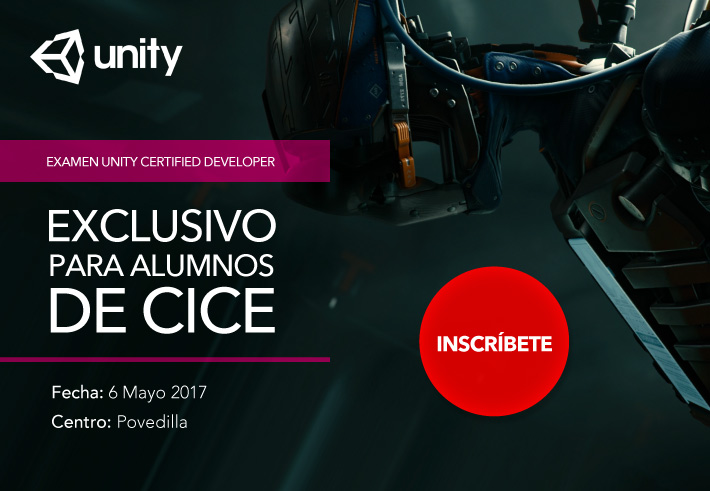 Examen Unity Certified Developer