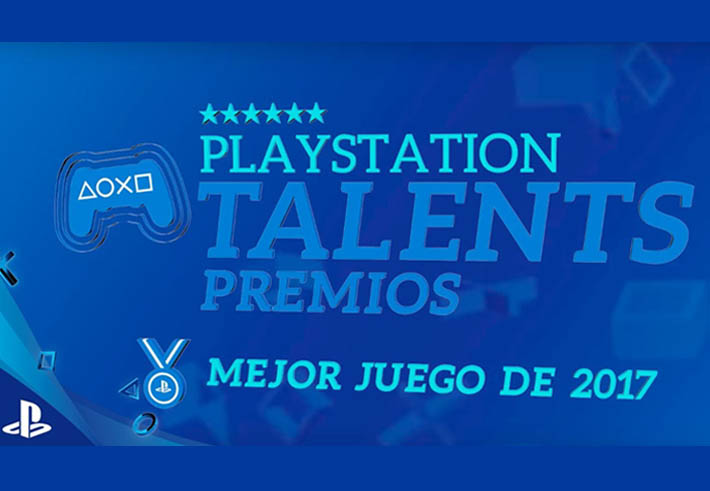 Finalistas Premios Playstation 2017