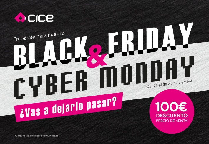 Black Friday CICE 2017
