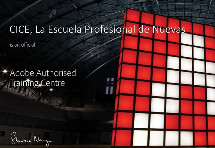 CICE es Adobe Authorised Training Center