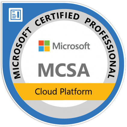 mcsa certification