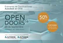 Open Doors Autodesk 2018