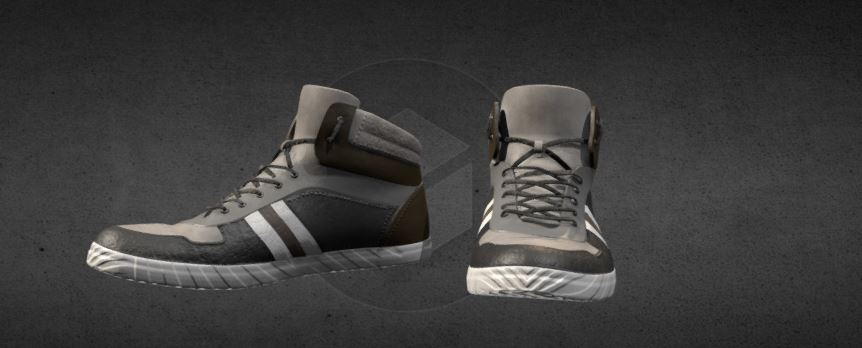 Proyecto Videojuegos y VR – Classic Leather Shoes