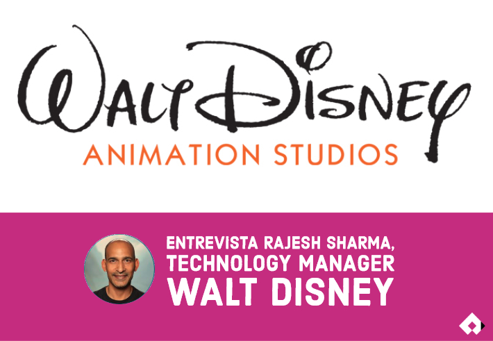 Entrevista Rajesh Sharma, Technology Manager Walt Disney 2018