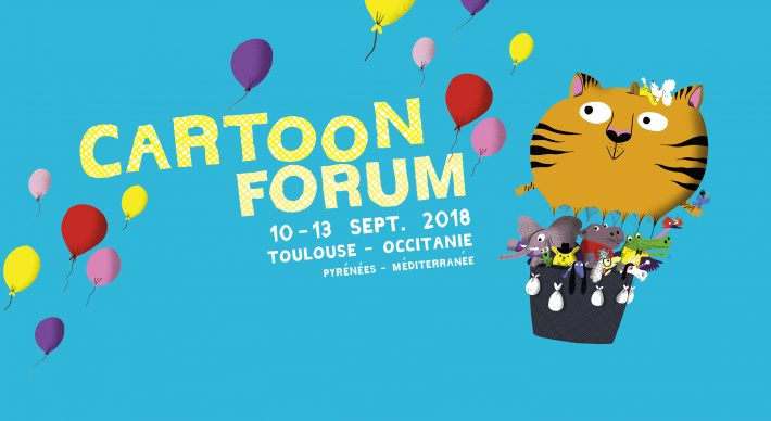 Festival audiovisual Cartoon Forum