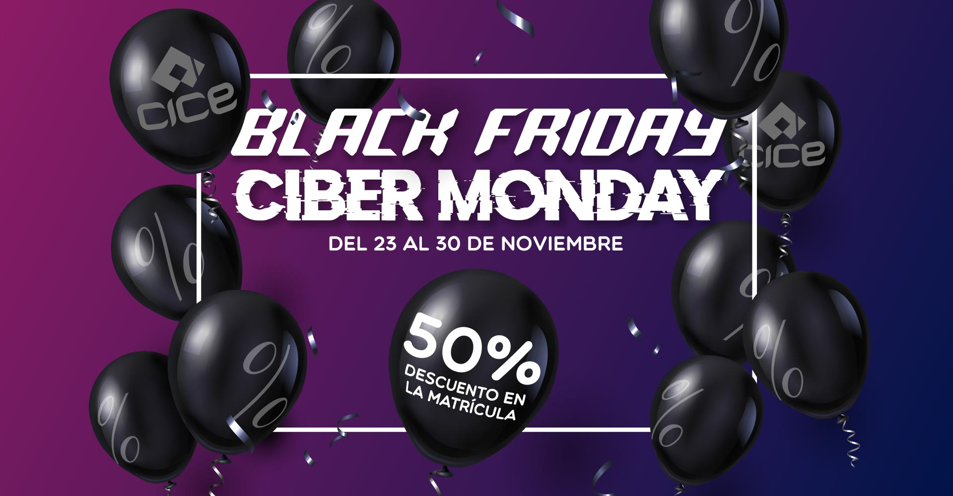 black friday CICE 2018
