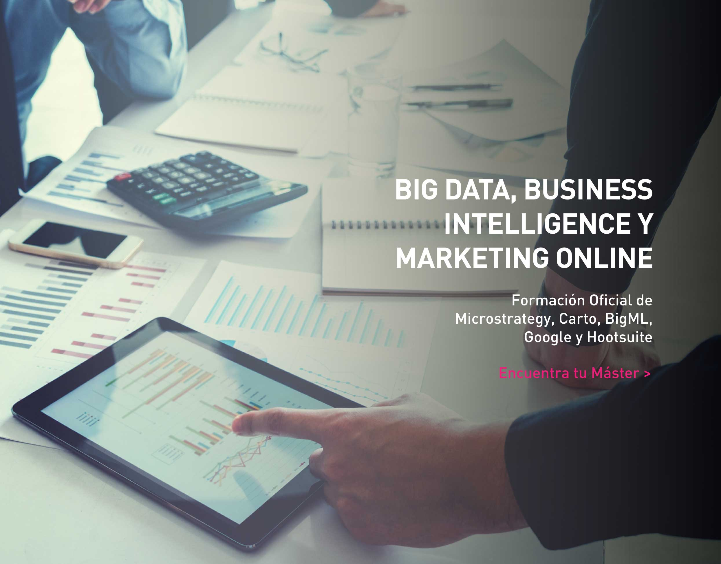 BIG DATA BI Y MARKETING ONLINE