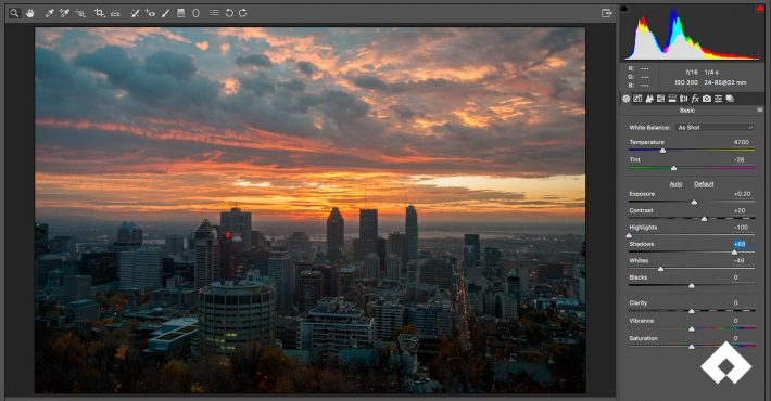 Diferencias entre Camera Raw y Adobe Lightroom